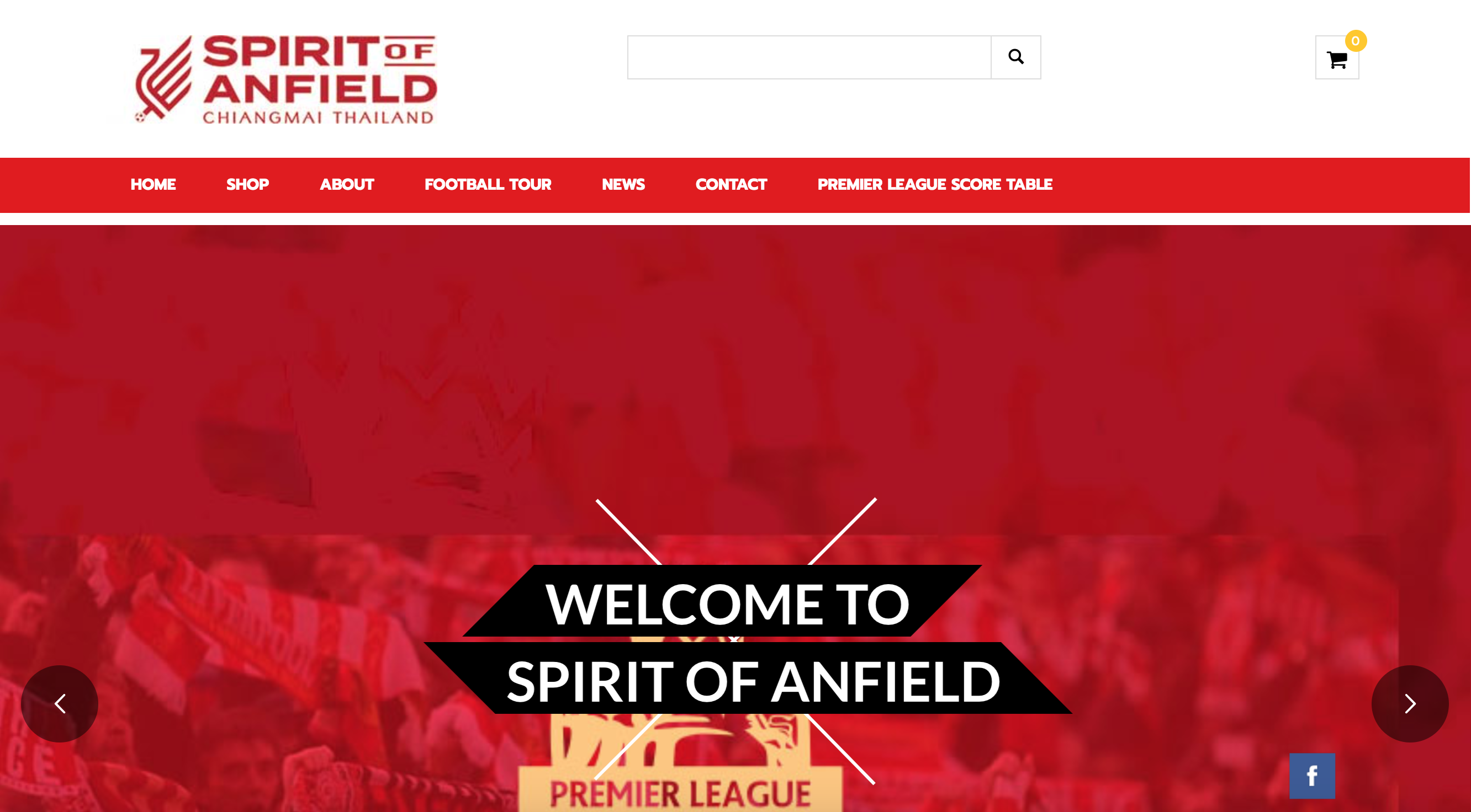 Spirit of Anfield Cafe